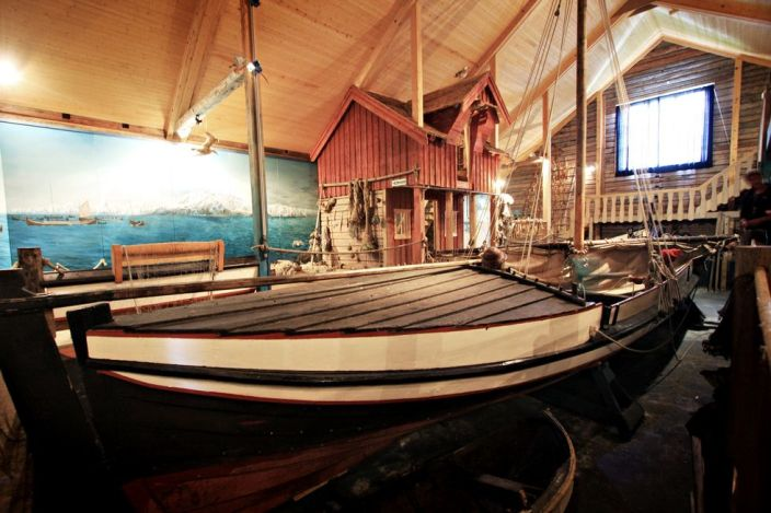museet kystens