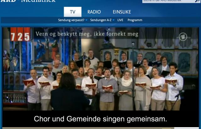 tysk tv